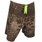 Aftco Grouper Boardshorts - Brown - M31