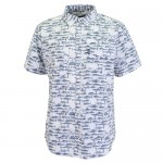 Aftco Boatbar Tech Shirt - M45300 - Sky