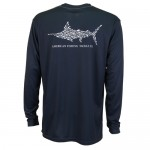 Aftco Jigfish Performance Shirt - M61108 - Midnight