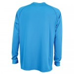 Aftco Samurai Performance Sun Shirt - M61109 - Vivid Blue