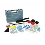 Ancor Marine Electrical Repair Kit - 225 Piece with Crimping Tool