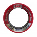 Ande Clear Fluorocarbon Leader - 50 Yard Spool
