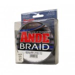 Ande Braid Graphite - 325 Yard Spools