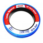 Ande Clear Premium Leader Spools - 50 Yards