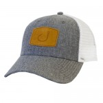 Avid Lay Day Fishing Hat - AVH563 - Grey Chambray
