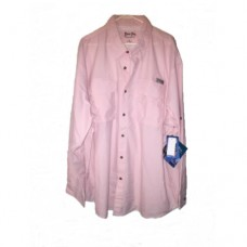 Bimini Bay Flats III Long Sleeve Shirts - Pink - 21656