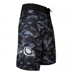 Tormenter Waterman Board Short - Gray Camo - BS-GC