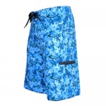 Tormenter 8 Way Stretch - Marlin Camo Blue - BS4x4-MCB