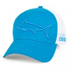 Costa Del Mar Stealth Marlin Trucker Mesh Hat - HA57CB