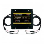 Dual Pro Battery Charger - Charge on the Run Charger - CRS2
