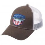 Guy Harvey Glory Trucker Hat - GHH26523