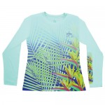 Guy Harvey Ladies Performance Shirt - Just Paradise - LH62833