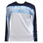 Guy Harvey Pro UVX Performance Tee - Del Mar - Sky - MH62570