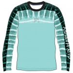 Guy Harvey Pro UVX Performance Tee - Del Mar - Mint - MH62570