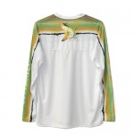 Guy Harvey Pro UVX Performance Tee - Sgt Snook - MH62581 - White