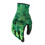 Gorilla Grip Veil Spectre Green No Slip Fishing Gloves - Large - 25107