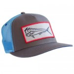 Karma Fishing Florida Mahi Ultimate Trucker Hat - Carolina