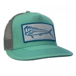 Karma Fishing Florida Mahi Ultimate Trucker Hat - Seafoam