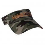 Karma Fishing Ultimate Visor - Camo
