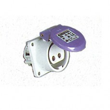Kristal Reel Female Flush Mount Receptacle - PR-K