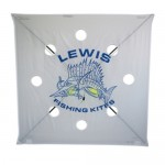 Lewis Fishing Kite - Gale Force Wind - 100GF