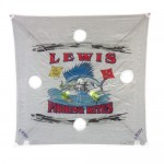 Lewis Fishing Kite - Extra Heavy Wind - 100XH