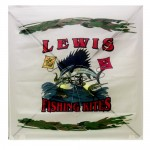 Lewis Fishing Kite - Extra Light Wind - 100XL