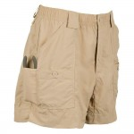 Aftco Original Fishing Shorts - Khaki - M01