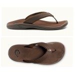 OluKai Ohana Ladies Sandals - Dark Java - 20110-4848