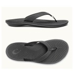 OluKai Ono Ladies Sandals - Black - 20252-4040