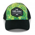 Pelagic Americamo Offshore Fishing Hat 0/S - Green