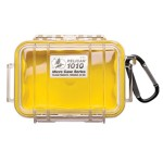 Pelican 1010 Micro Waterproof Case - Yellow