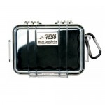 Pelican 1020 Micro Waterproof Case - Black