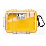 Pelican 1020 Micro Waterproof Case - Yellow