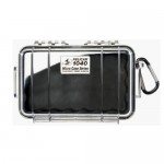 Pelican 1040 Micro Waterproof Case - Black