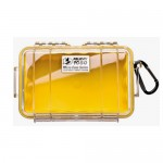 Pelican 1050 Micro Waterproof Case - Yellow