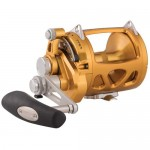 Penn International 30VISW Two Speed Conventional Reel - 30VISW - Gold