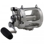 Penn International 30VISW Two Speed Conventional Reel - 30VISW - Silver