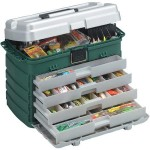 Plano Deluxe 3 Draw Tackle Box - 737