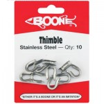 Boone 200 lb Stainless Steel Thimbles