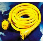 Hubbell 30A-125V 50' Cord Set