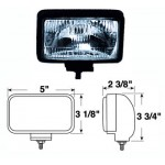 ADM Halogen Docking Lights