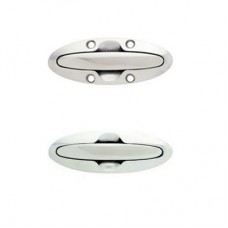 Attwood Stainless Steel Flush Mount Cleats