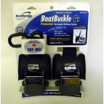 BoatBuckle Transom Retractable Tie-Down System