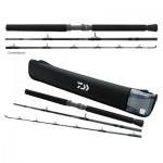 Daiwa Saltiga G Conventional Travel Rod - SAG703MR-TR