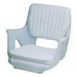 Garelick Deluxe Roto Molded Seat  w Cushion