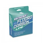 Hi-Seas Fluorocarbon Fishing Line - 200 Yards