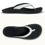 OluKai Kulapa Kai Ladies Sandals - White - 20198-4R40