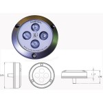 Lumitec SeaBlaze 2 Underwater LED Light