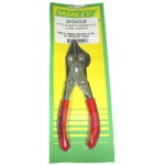 Manley 2002 - 6.5 Inch Super Pliers Black Oxide with Grips